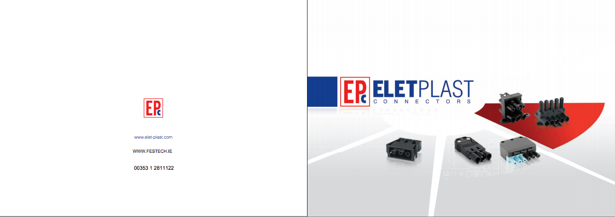 Elet-Plast product catalogue