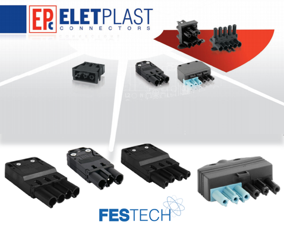 EPc Elet-Plast Connectors (no back)